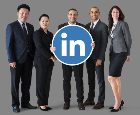 LinkedIn curso mkt pessoal